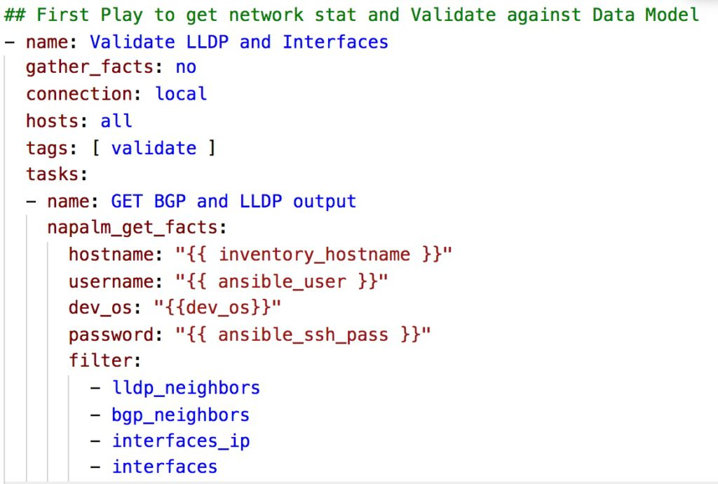How To Automate Your Network Using Ansible And Napalm Part 3